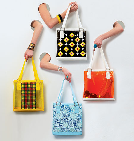 Vogue Patterns Bags 8917