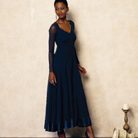 Vogue 8920 Pattern ( Size XSM-SML-MED )