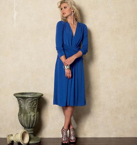 Vogue Patterns Misses' Dress 8921