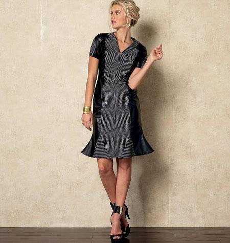Vogue Patterns Misses'/Misses' Petite Dress 8922