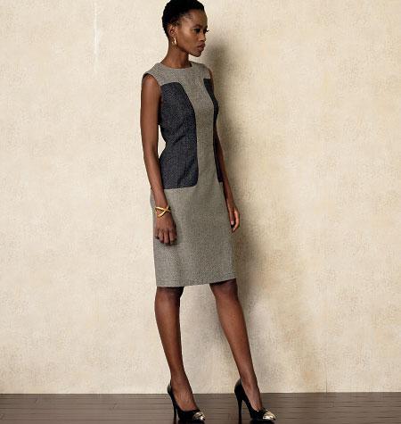 Vogue Patterns Misses'/Misses' Petite Dress 8923