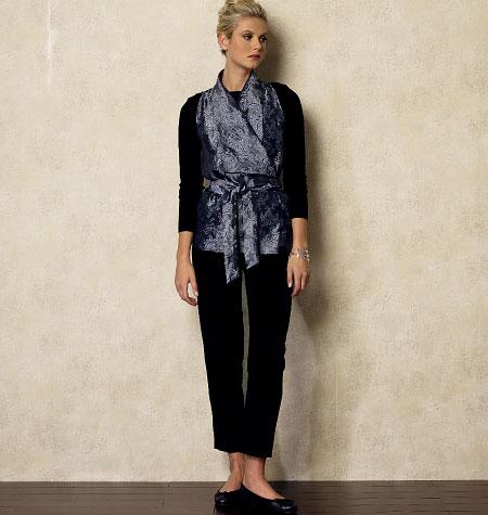 Vogue Patterns Misses' Top 8926