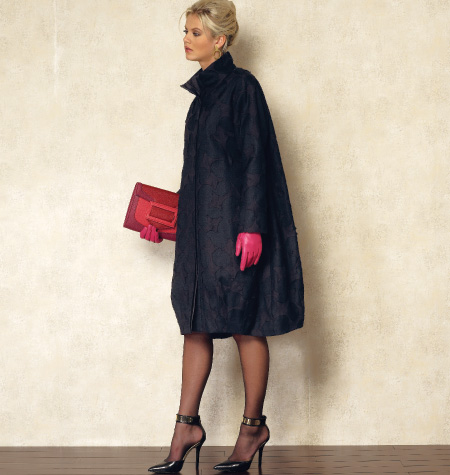 Vogue Patterns Misses' Coat 8934