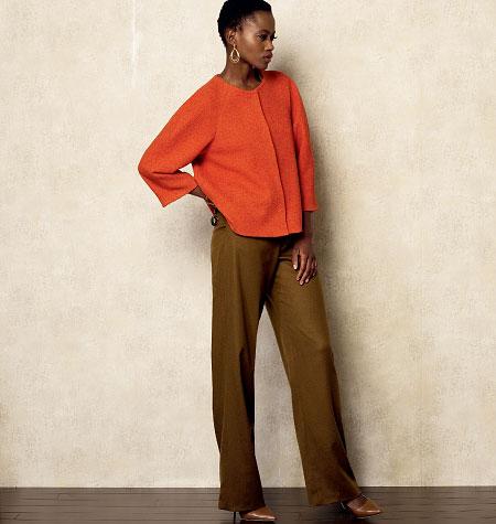 Vogue Patterns Misses' Jacket and Pants 8937