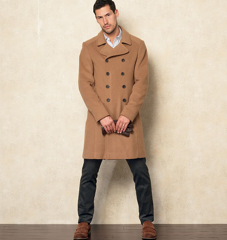 Vogue Patterns Men's Jacket and Pants 8940