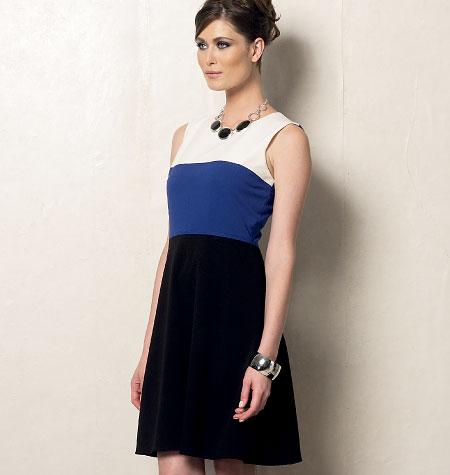 Vogue Patterns Misses'/Misses' Petite Dress 8944