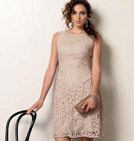 Vogue Patterns Misses' Dress 8949