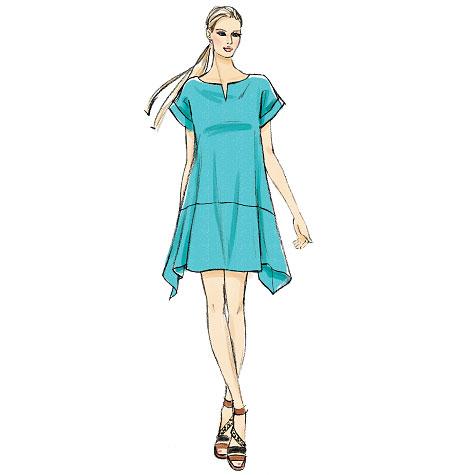 Vogue Patterns Misses' Dress 8968