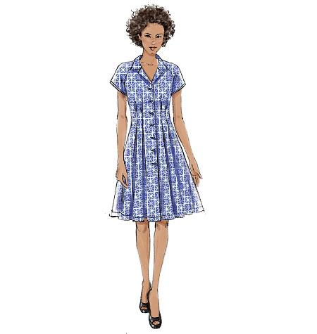 Vogue Patterns Misses' Dress 8970