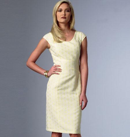 Vogue Patterns Misses' Dress 8972