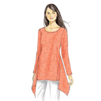 Vogue 8976 Pattern ( Size LRG-XLG-XXL )