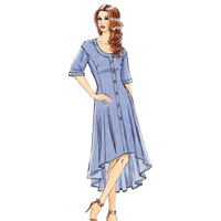 Vogue 8983 Pattern ( Size 16-18-20-22-24 )