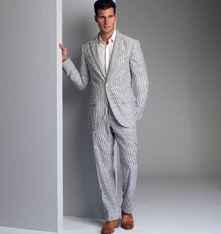 Vogue Patterns Men's Jacket and Pants 8988