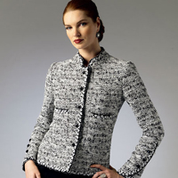 Vogue 8991 Pattern ( Size 6-8-10-12-14 )