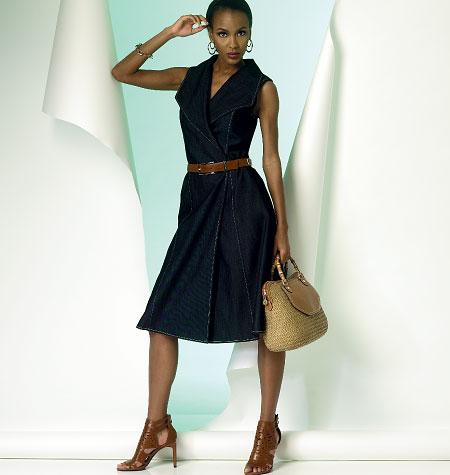 Vogue Patterns Misses' Dress 8992