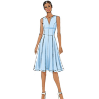 Vogue 8993 Pattern ( Size 16-18-20-22-24 )