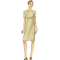 Vogue 8995 Pattern ( Size 8-10-12-14-16 )