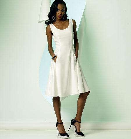 Vogue Patterns Misses' Dress 8996