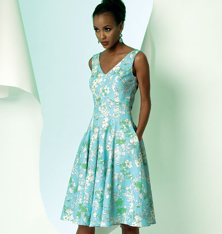 Vogue Patterns Misses' Dress 8997