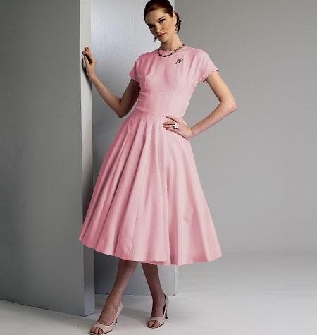 Vogue Patterns Misses' Dress and Bolero 8999