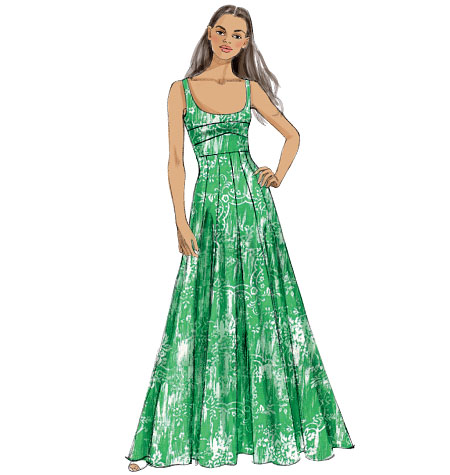 Vogue Patterns Misses' Dress 9001