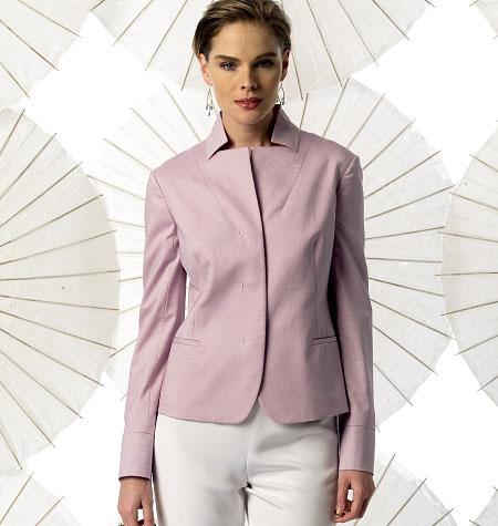 Vogue Patterns Misses' Jacket 9009