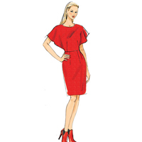Vogue 9021 Pattern ( Size 14-16-18-20-22 )