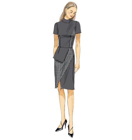 Vogue Patterns Misses' Dress 9024