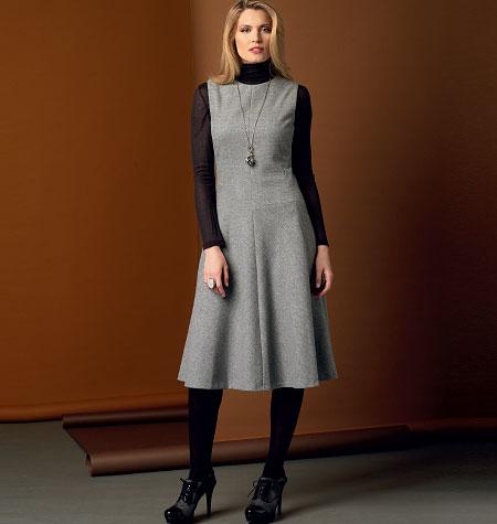 Vogue Patterns Misses'/Misses' Petite Dress 9025