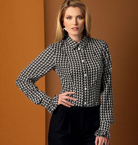 Vogue Patterns Misses' Blouse 9029