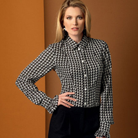 Vogue 9029 Pattern ( Size 16-18-20-22-24 )