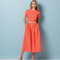 Vogue 9075 Pattern ( Size 6-8-10-12-14 )