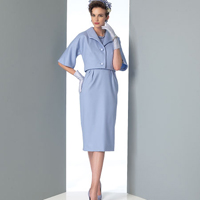Vogue 9082 Pattern ( Size 6-8-10-12-14 )