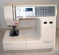 Janome MC7000