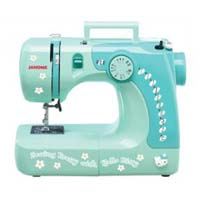 Janome Hello Kitty Green (11706)