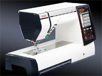 Janome MC12000