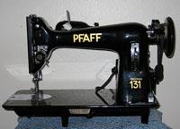 Pfaff 131