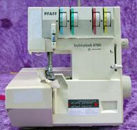 Pfaff 4760