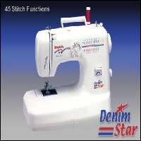 Simplicity SW210 (Denim Star)