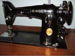 Singer 201