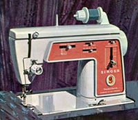 Singer 626 Touch n Sew