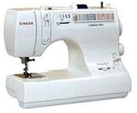 Singer Millenium Series 6412