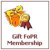 FoPR Gift
