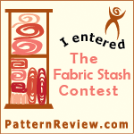 2012 Fabric Stash Contest