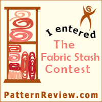 2012 Fabric Stash Contest