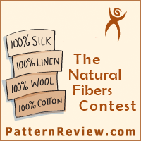 Vote in the PatternReview.com Natural Fibers Contest