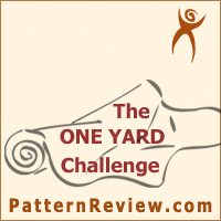 Vote in the PatternReview.com One Yard Challenge Contest