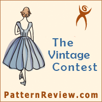 Vote in the PatternReview.com Vintage Contest