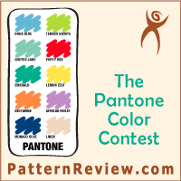 Pantone Color Contest