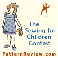 2013 Sewing for Children Contest